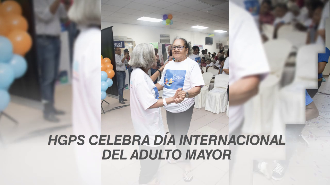 Día del Adulto Mayor